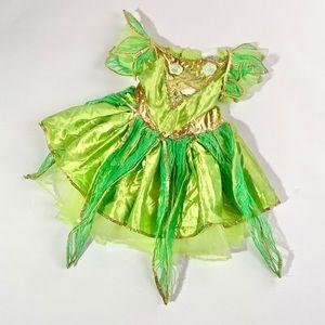Teetot and co. Green tinker fairy costume